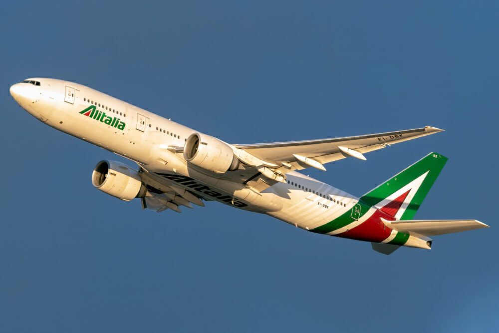 EU Grants Alitalia With €12.8m In Additional State Aid