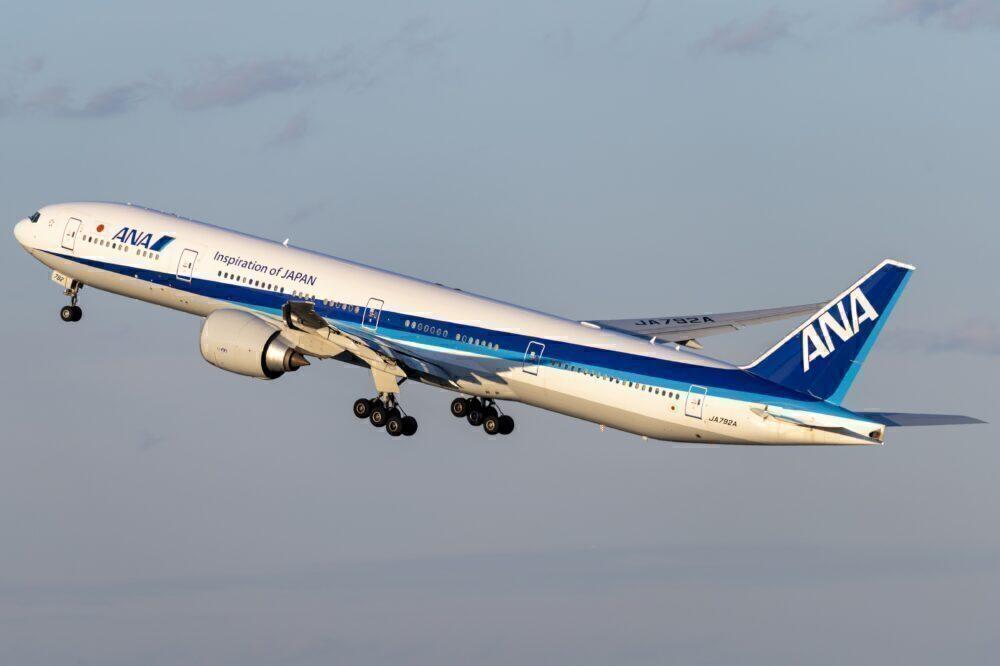 ANA Boeing 777-300ER
