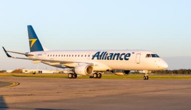 Alliance-E190s-Qantas