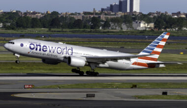American Airlines (Oneworld Livery) Boeing 777-223(ER) N791AN (3)