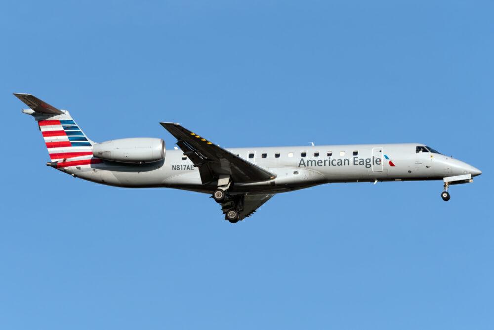 American Eagle ERJ140