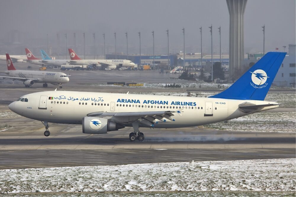 Just Four Airlines Fly The Remaining Passenger Airbus A310s