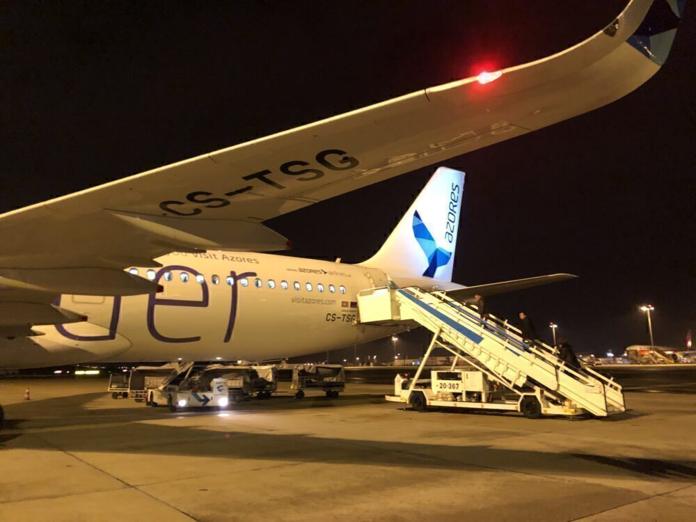 Azores Airlines A321