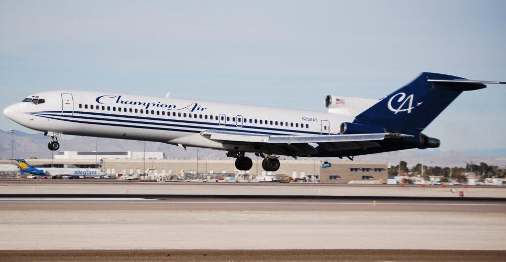 Champion Air Boeing 727-200