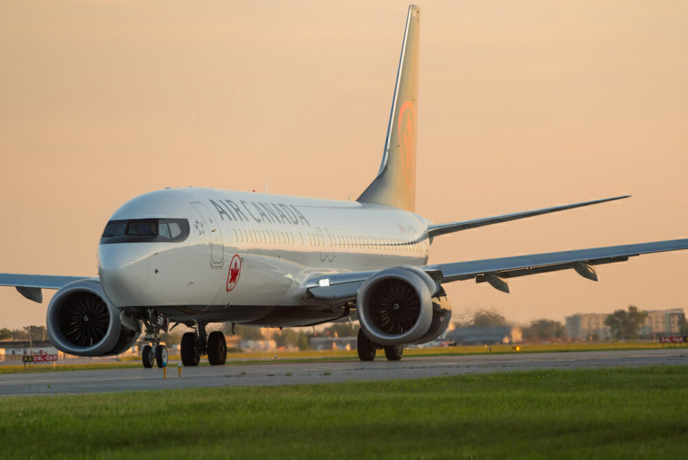 Air Canada's Bailout Will Allow It To Keep Its MAX And A220 Orders