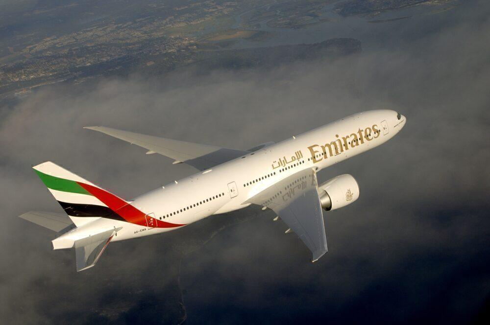 Emirates, India, Flight Suspension