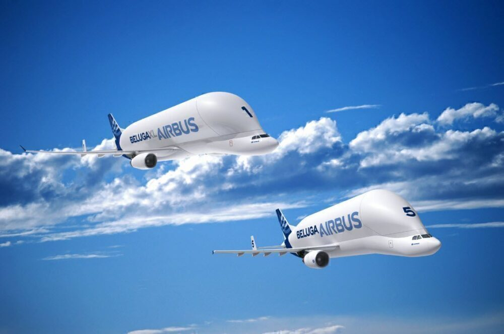 Beluga and Beluga XL