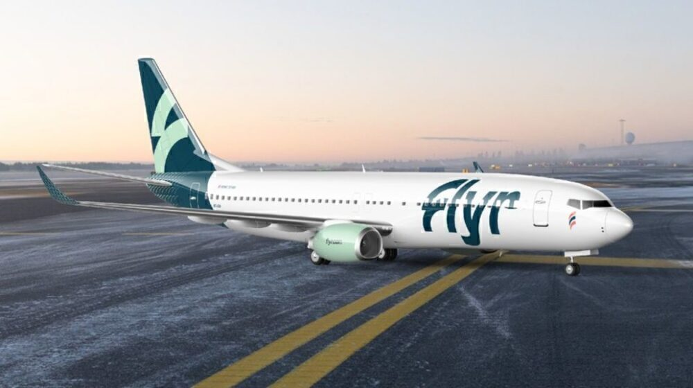 Boeing 737 Flyr