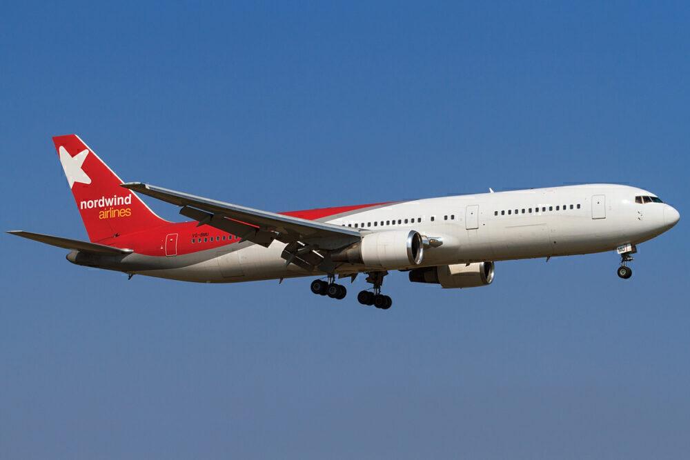 Nordwind Airlines Boeing 767