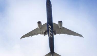Boeing 777X Belly
