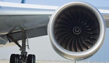 A350 Trent XWB engines