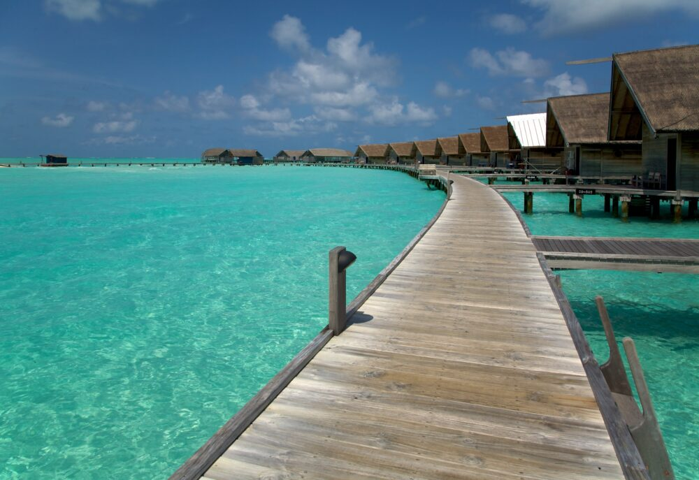 Maldives Resort Ocean