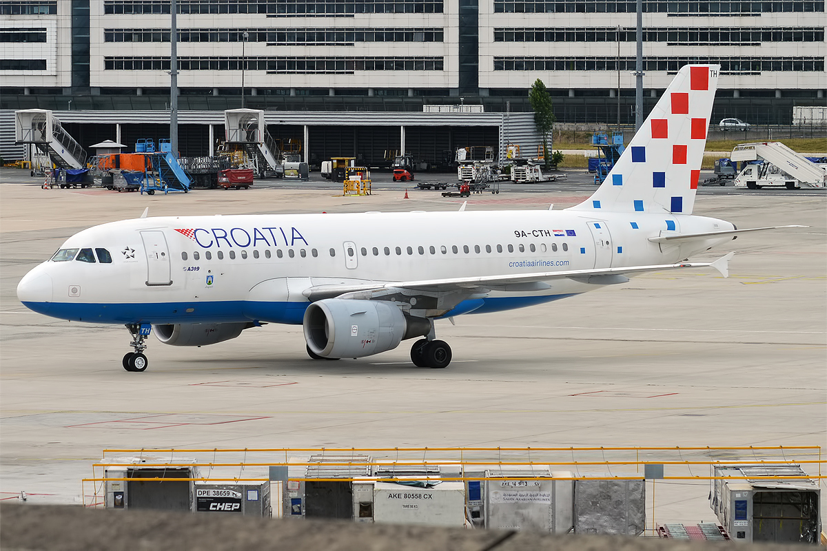 Croatia Airlines Isn't Happy With Ryanair's Zagreb Arrival