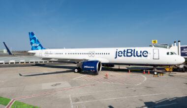 JetBlue, Airbus A321LR, Transatlantic economy