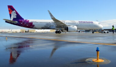 Hawaiian Airbus A321neo