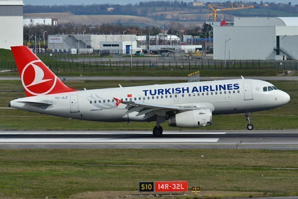 Turkish Airlines A319