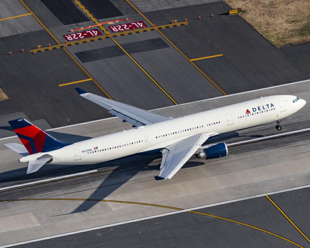 Delta Airbus A330-300