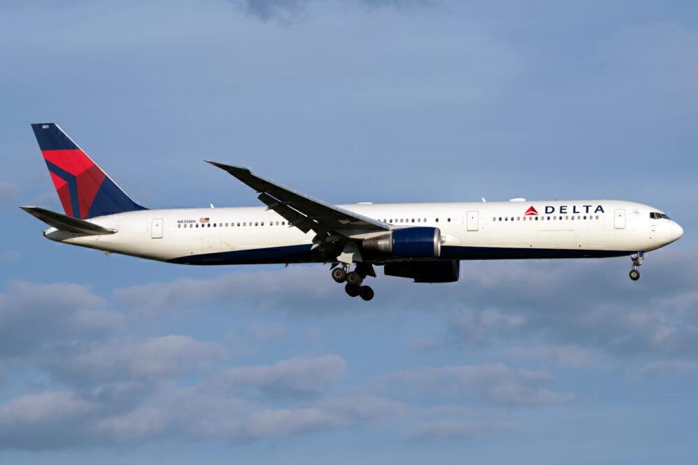 Delta 767-400ER