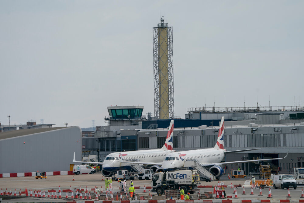London City Airport Digital Tower