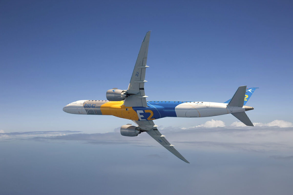 Inside Embraer – How The E2 Became The Quietest Jet