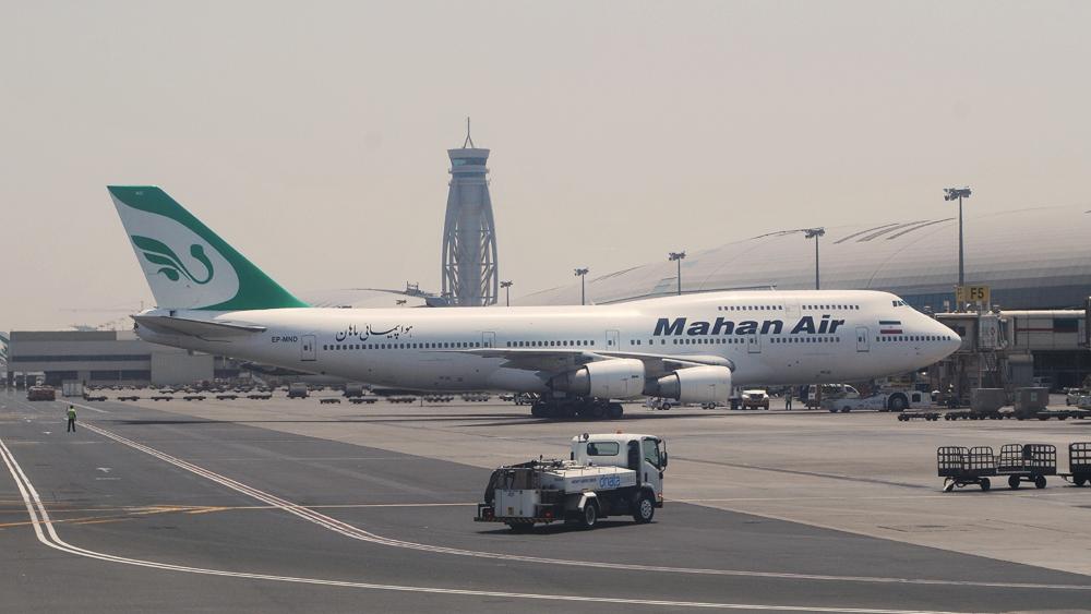 Mahan 747-300
