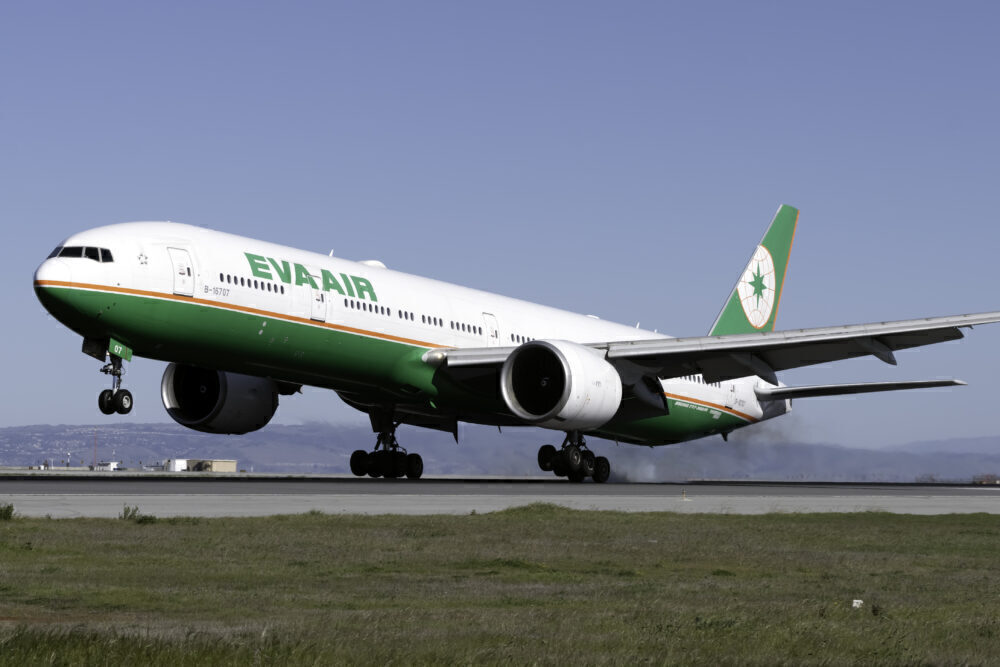Goodbye Kitty! EVA Air Set To Repaint Hello Kitty Boeing 777