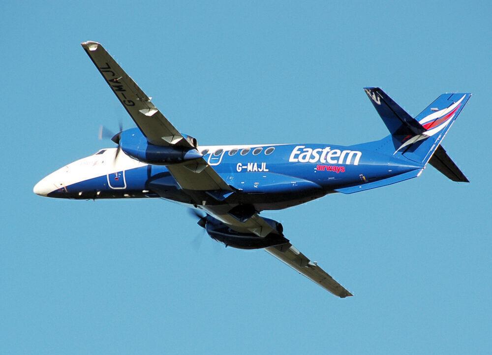 Eastern Airways J41