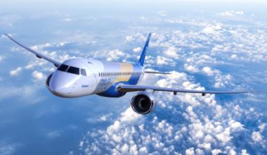 Unidentified-Embraer-E195-E2-Order