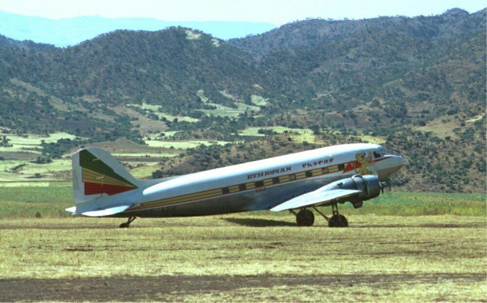 Ethiopian Airlines DC-3