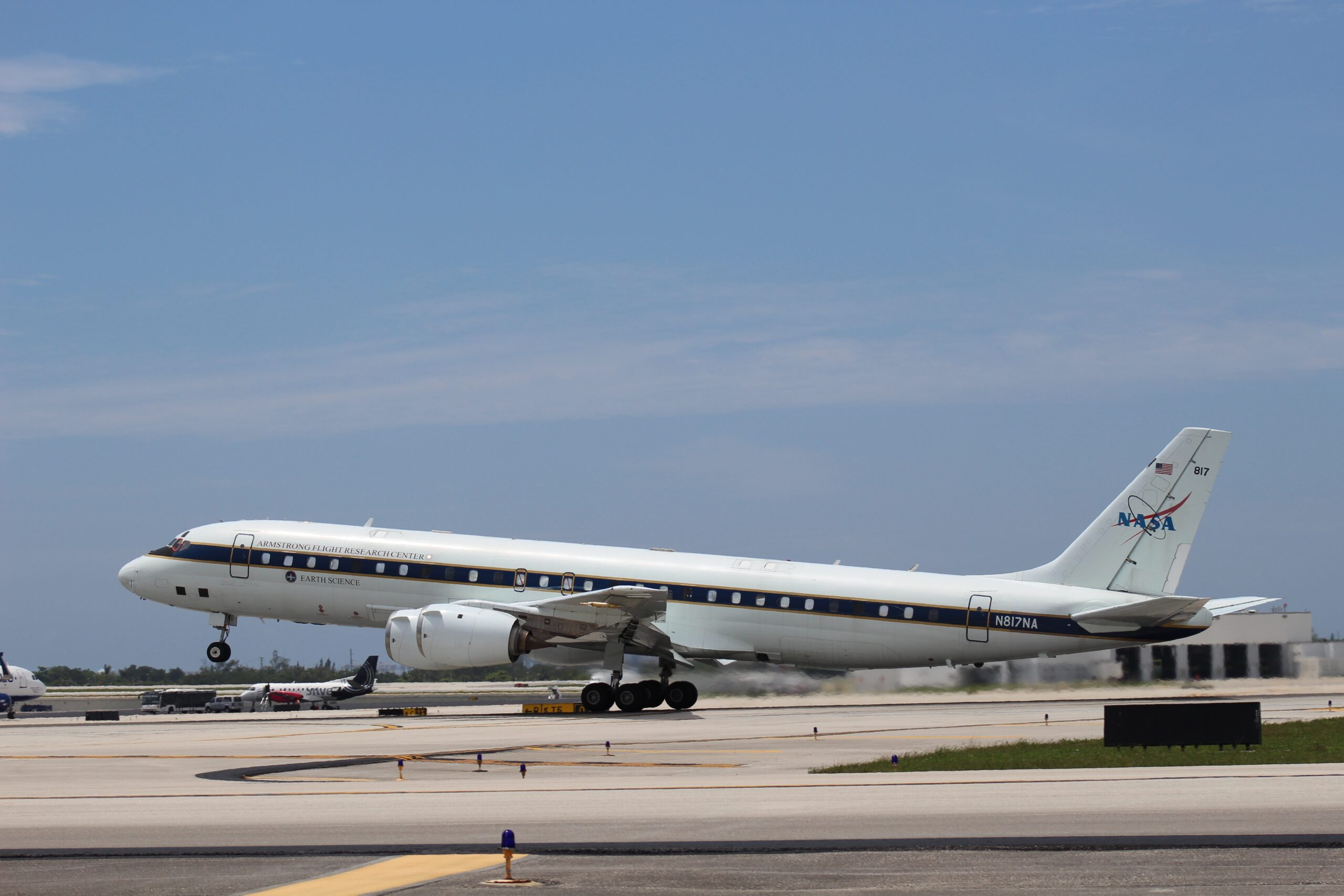Why Did NASA Take On A Douglas DC-8? – Simple Flying