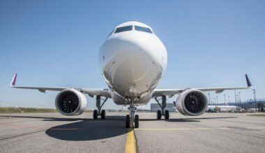 First A320neo Vistara MSN7606 on the ground (1)