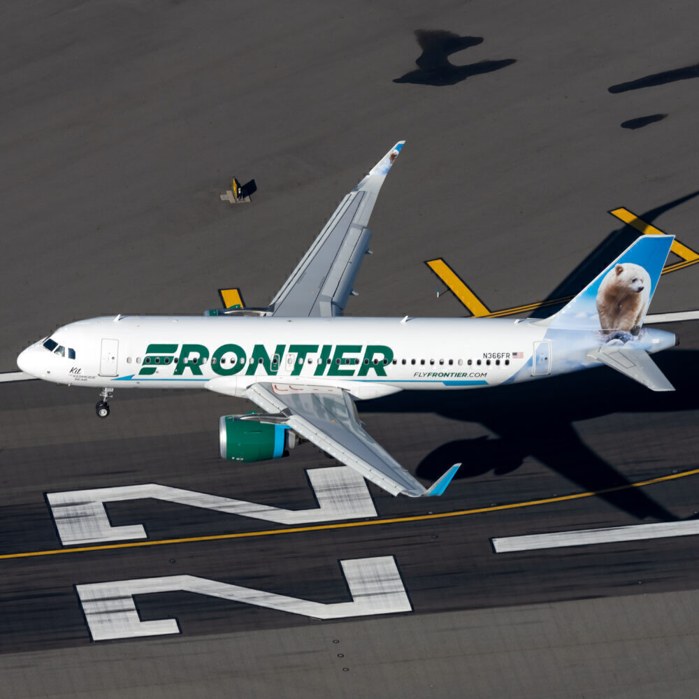 Frontier A320neo