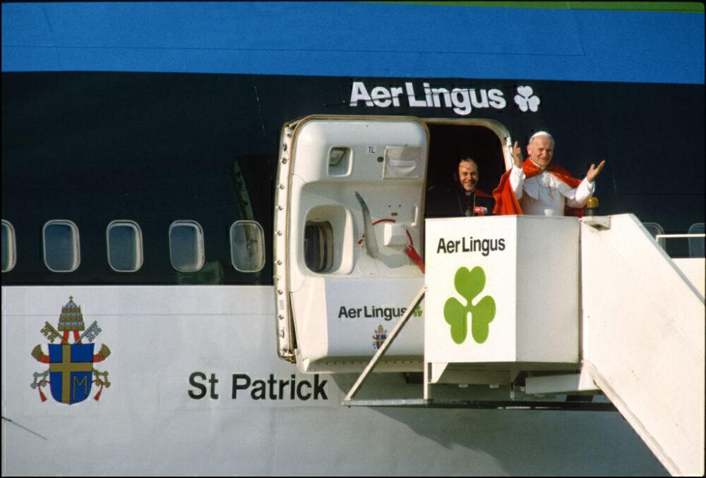 Aer Lingus Boeing 747 Getty