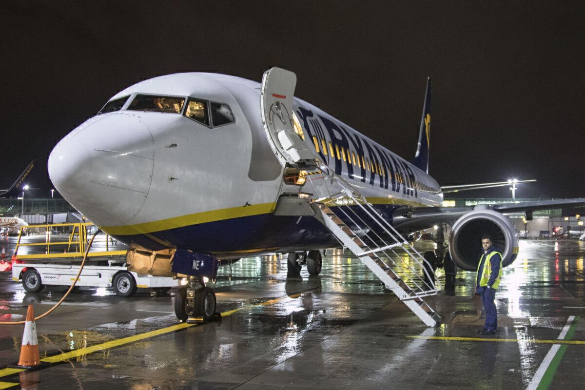 Ryanair getty