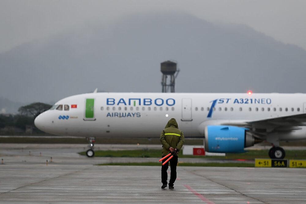 Bamboo Airways Getty