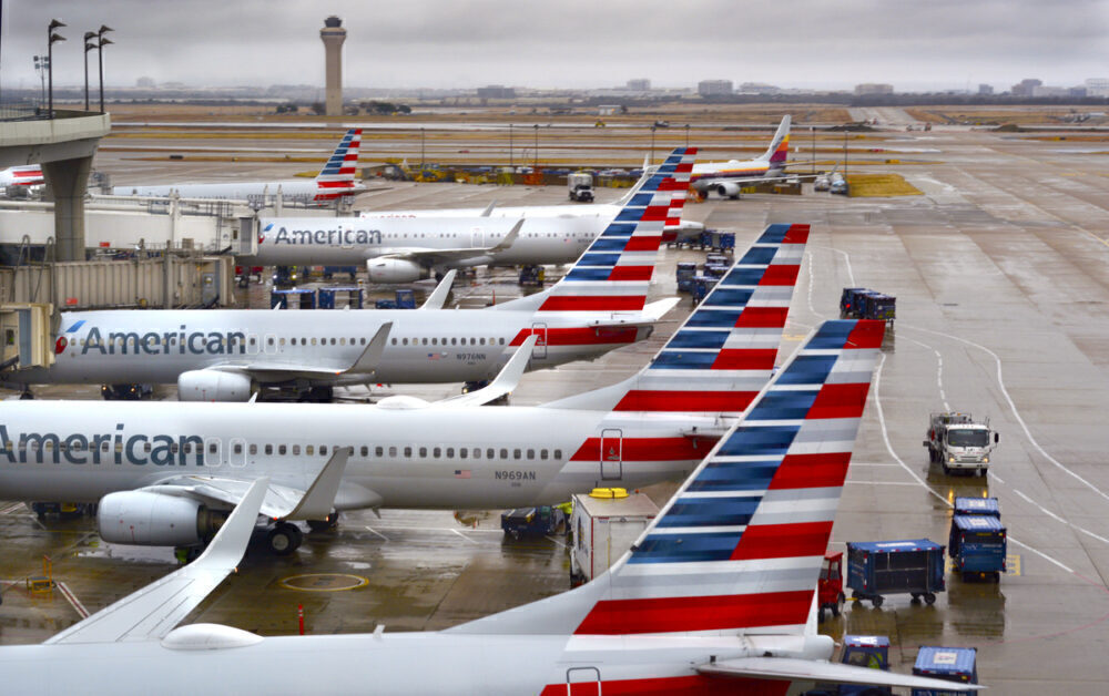 American Airlines Continues To Build Up Its Core Hub Strategy
