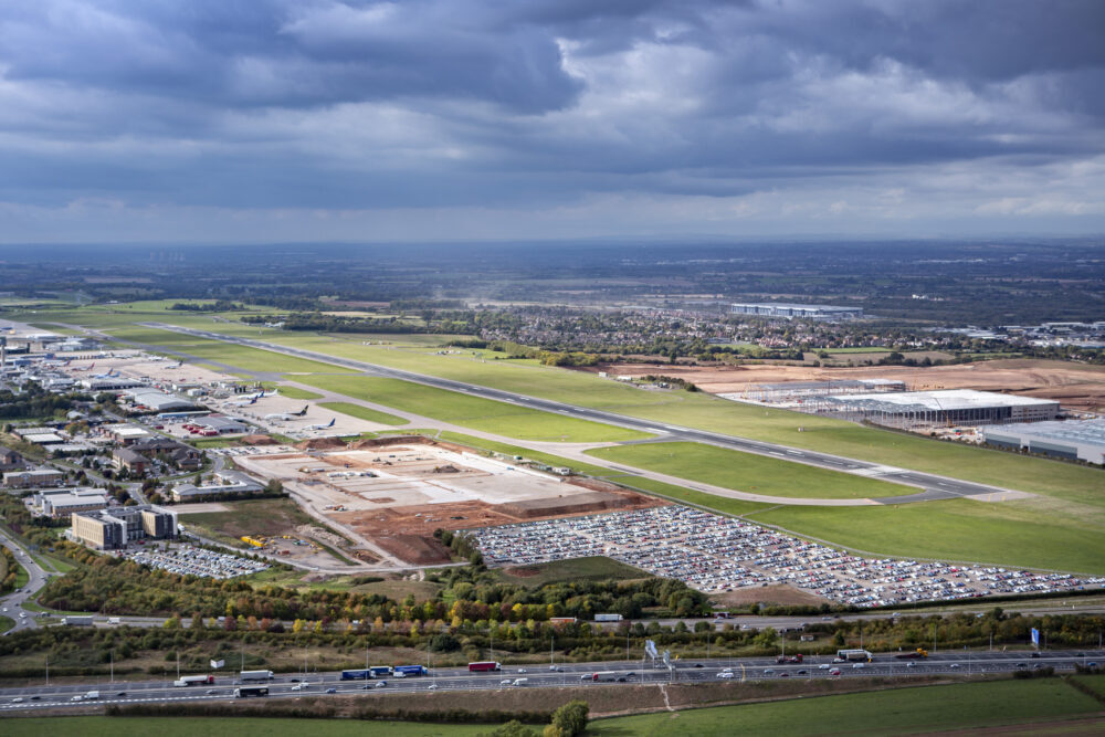 East Midlands Airport – The UK's Busiest Non-London Cargo Hub