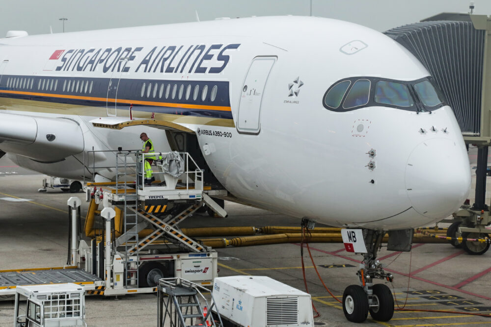 A Bad Year: Singapore Airlines Posts Record $3.2 Billion USD Loss