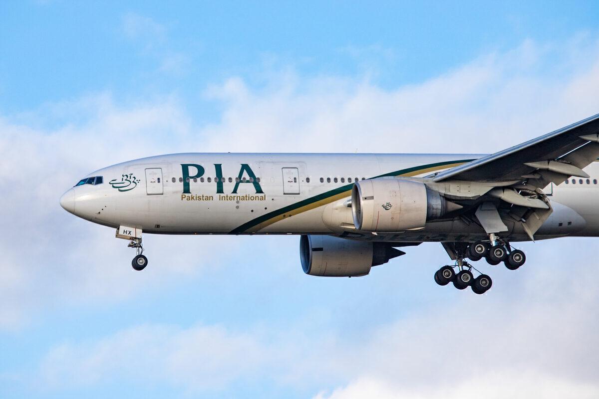 Pakistan International Airlines Getty