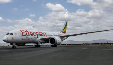 Ethiopian Airlines Boeing 787 Getty