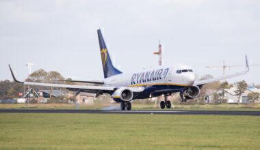 Ryanair Boeing 737 Getty