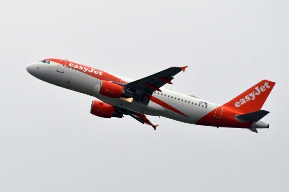 easyJet Airbus A320 Getty