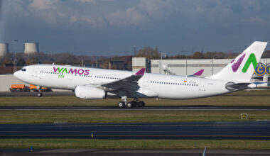 Wamos Air Airbus A330 Getty