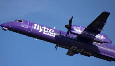 Flybe Dash-8-400