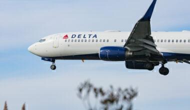 Delta Air Lines Boeing 737