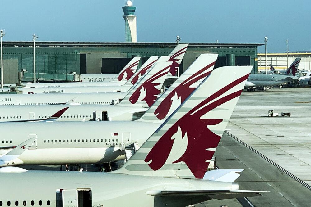 Qatar Airways Doha hub