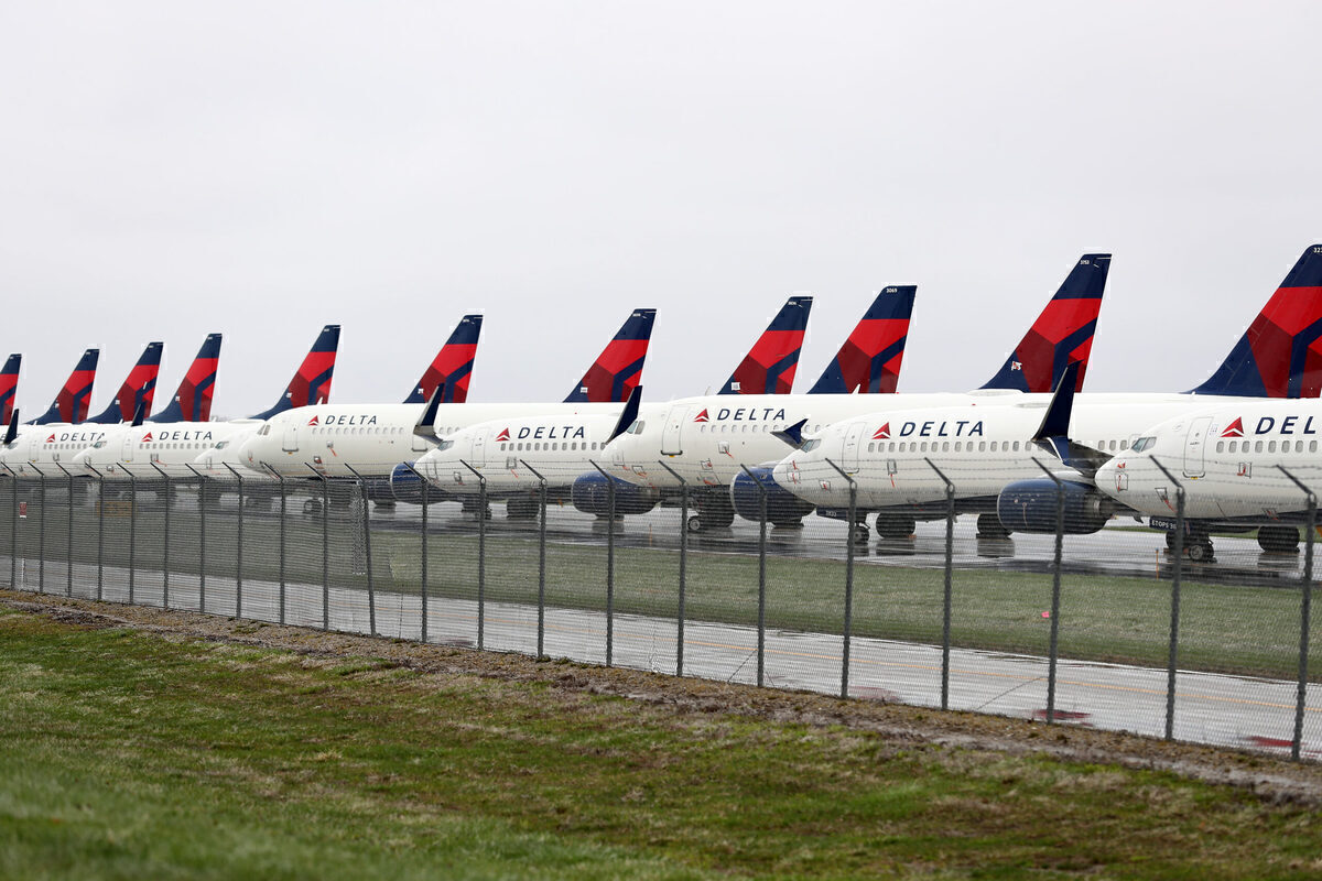 Room To Grow: Delta Air Lines Flying 90% Of Fleet But Underutilizing It