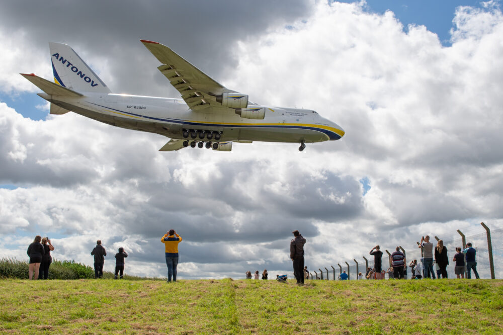 The World's Heaviest Plane: The Story Of The An-225