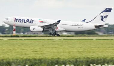 Iran Airbus A330