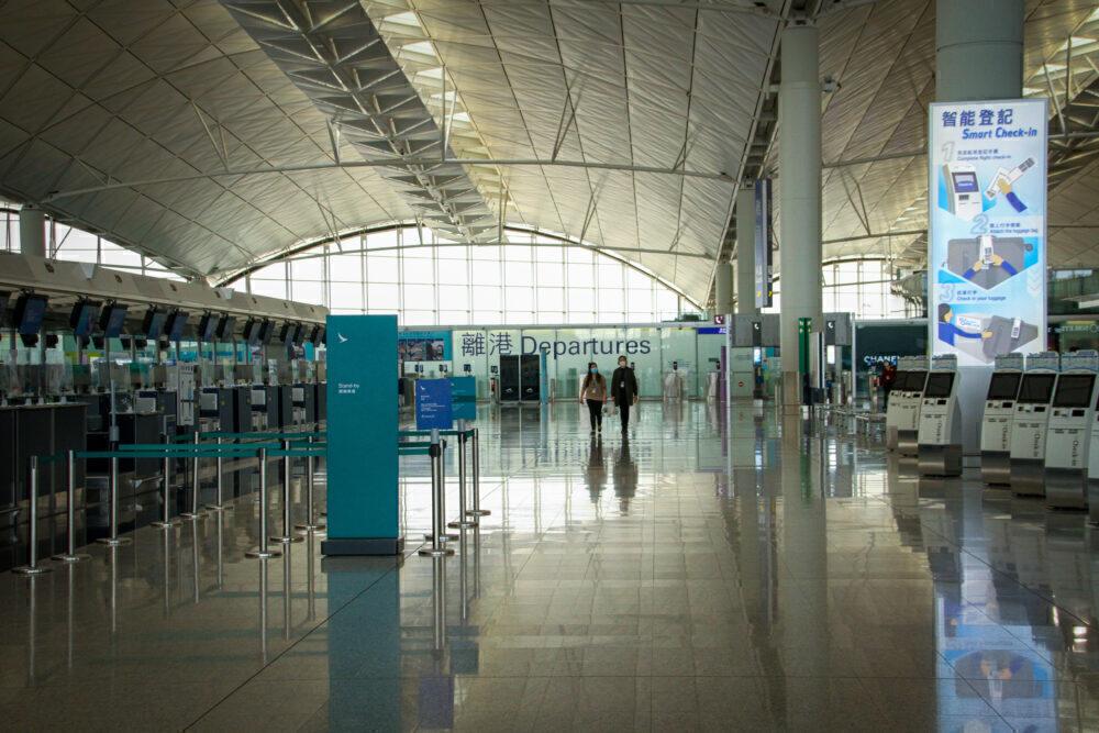 Hong Kong International Airport 2021